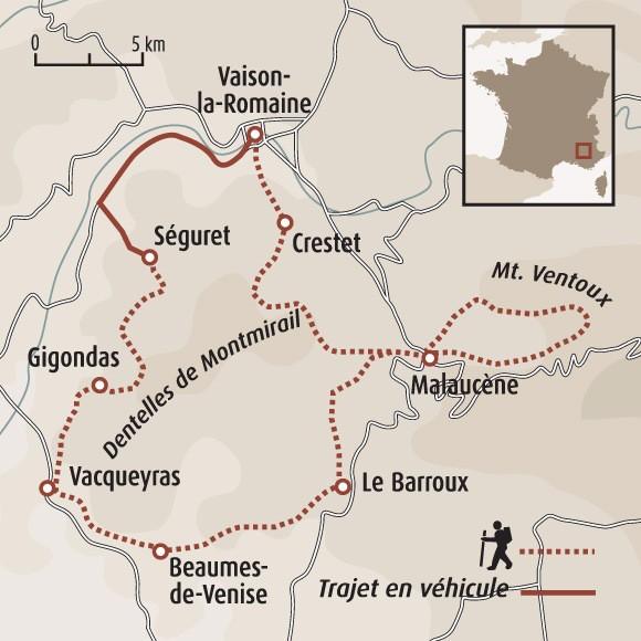 Bike And Spa Getaway Nature Bike Provence